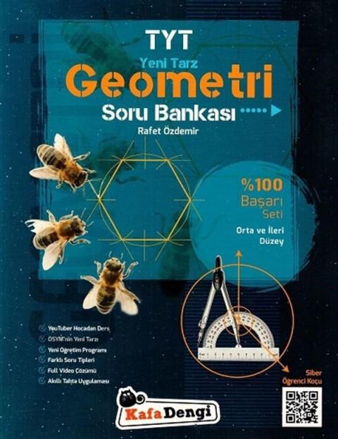Kafa Dengi TYT Geometri Orta ve İleri Düzey Soru Bankası