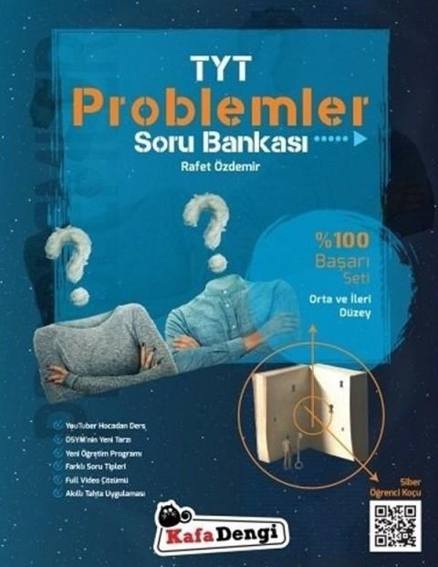 Kafa Dengi TYT Problemler Orta ve İleri Düzey Soru Bankası