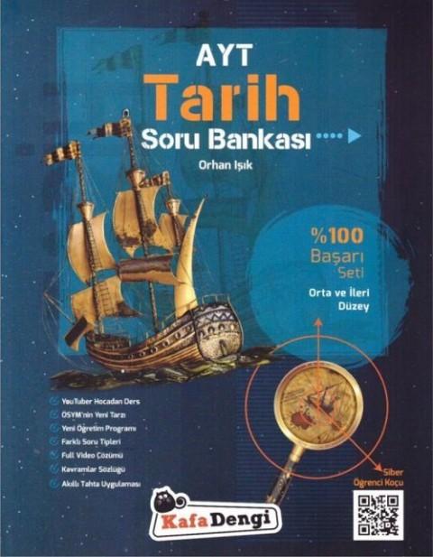 Kafadengi Yayınları YKS AYT Tarih Orta ve İleri Düzey Soru Bankası