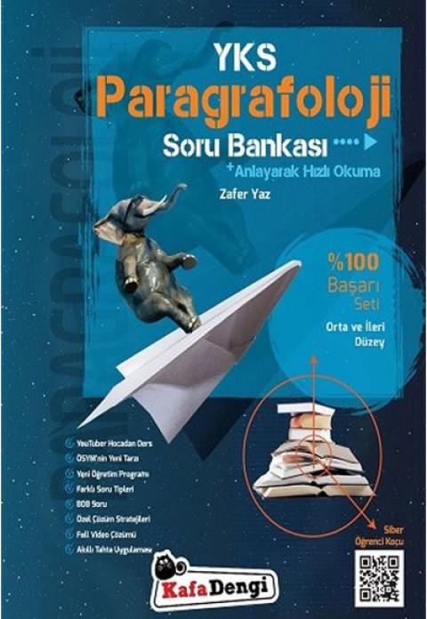 Kafadengi Yayınları YKS TYT AYT Paragrafoloji Orta ve İleri Düzey Soru Bankası
