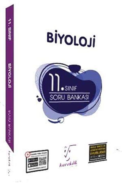 Karekök Yayınları 11. Sınıf Biyoloji Soru Bankası