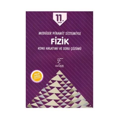 Karekök Yayınları 11.Sınıf Fizik Modüler Konu Anlatımlı Soru Bankası