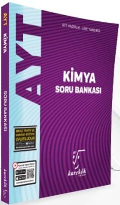 Karekök Yayınları 2021 AYT Kimya Soru Bankası
