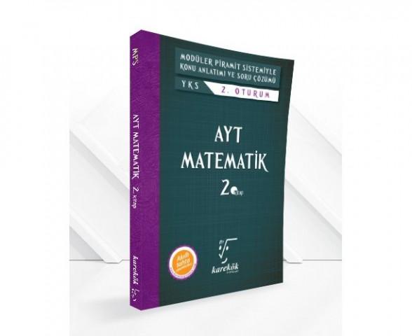 Karekök Yayınları AYT Matematik MPS 2.Kitap