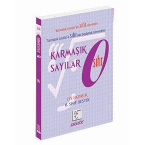 Karekök Yayınları Karmaşık Sayılar Sıfır