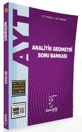 Karekök Yayınları YKS AYT Analitik Geometri Soru Bankası