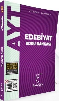 Karekök Yayınları YKS AYT Edebiyat Soru Bankası