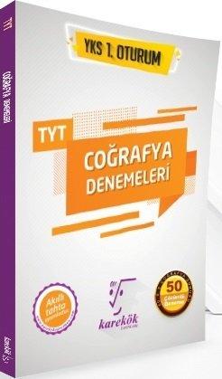Karekök Yayınları YKS TYT Coğrafya Çözümlü 50 Deneme