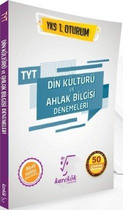 Karekök Yayınları YKS TYT Din Kültürü ve Ahlak Bilgisi 50 Deneme Çözümlü