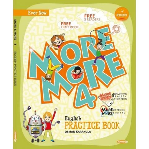 Kurmay ELT 4. Sınıf More More English Practice Book