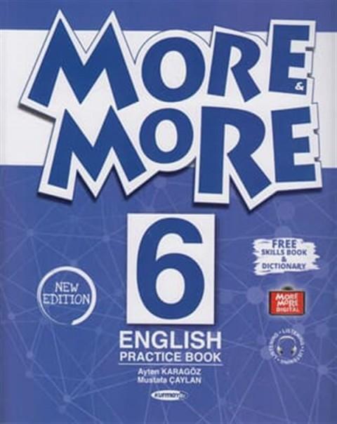 Kurmay ELT Yayınları 6. Sınıf More More Practice Book