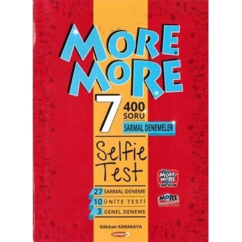 Kurmay ELT Yayınları 7. Sınıf More More Selfie Test