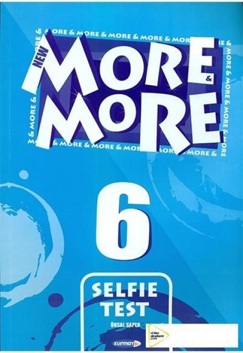 Kurmay Yayınları 6.Sınıf More and More Selfie Test