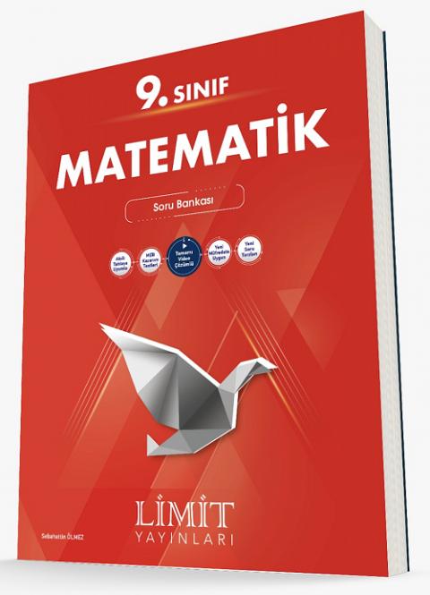 Limit Yayınları 9. Sınıf Matematik Soru Bankası