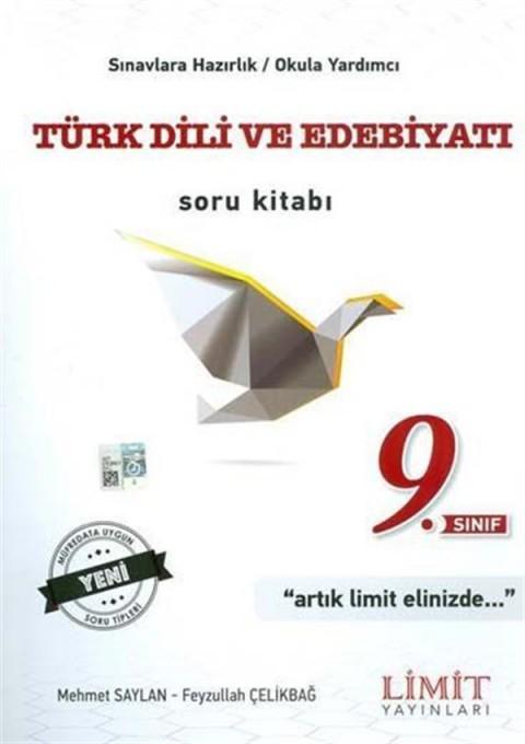 Limit Yayınları 9. Sınıf Türk Dili ve Edebiyatı Soru Kitabı