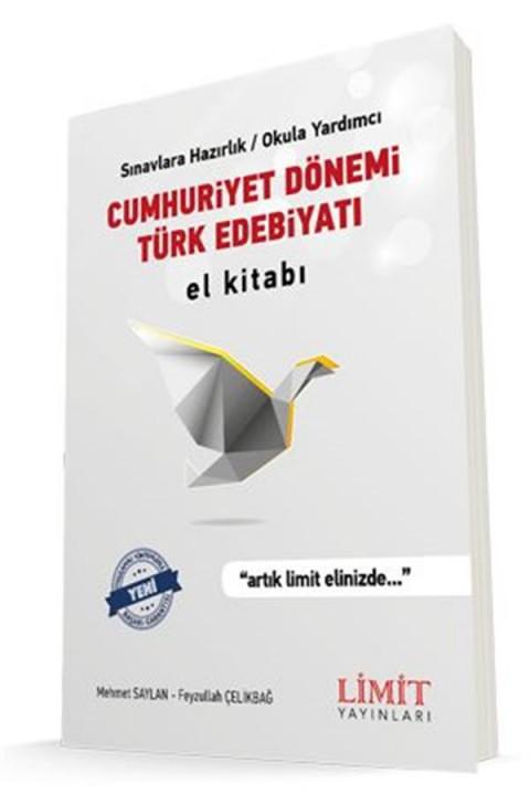Limit Yayınları YKS Cumhuriyet Dönemi Türk Edebiyatı El Kitabı