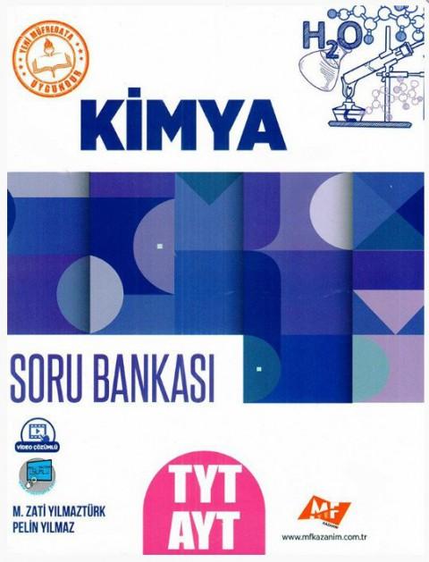 MF Kazanım Yayınları TYT AYT Kimya Soru Bankası