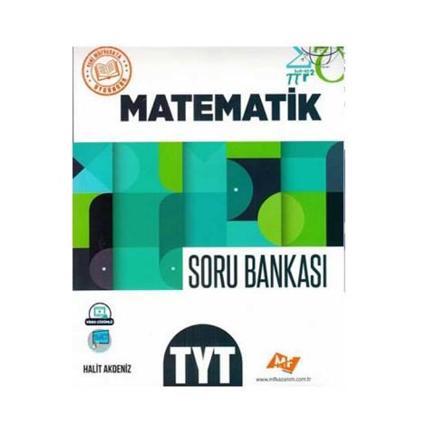 MF Kazanım Yayınları TYT Matematik Soru Bankası