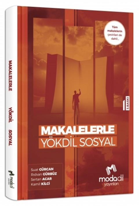 Makalelerle YÖKDİL Sosyal Modadil Yayınları
