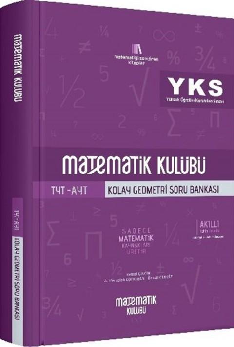 Matematik Kulübü YKS-TYT/AYT Kolay Geometri Soru Bankası
