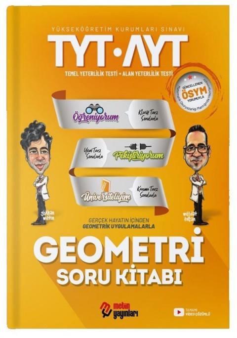 Metin Yayınları 2021 TYT AYT Geometri Soru Kitabı