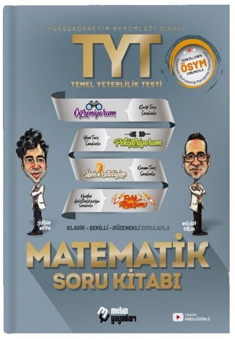 Metin Yayınları 2021 TYT Matematik Soru Kitabı