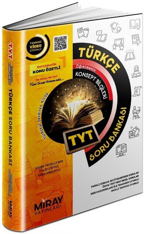 Miray Yayınları TYT Türkçe İnfografik Konu Özetli Soru Bankası
