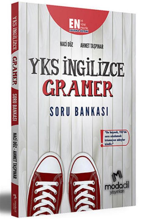 Modadil Yayınları YKS İngilizce Gramer Soru Bankası
