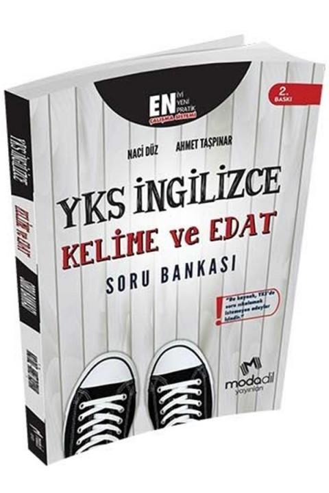 Modadil Yayınları YKS İngilizce Kelime ve Edat Soru Bankası