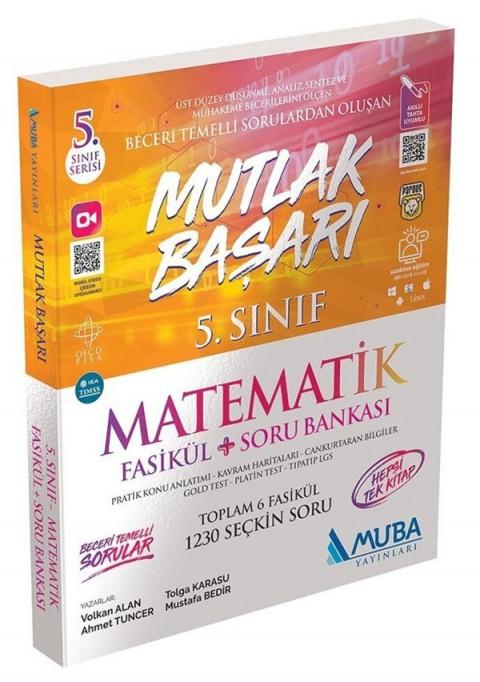 Muba Yayınları 5. Sınıf Matematik Fasikül + Soru Bankası