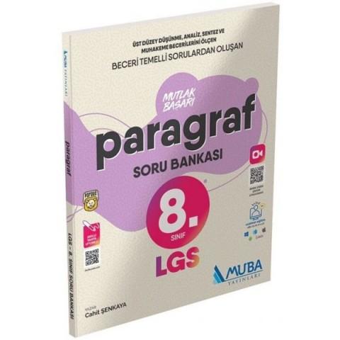 Muba Yayınları 8. Sınıf LGS Paragraf Mutlak Başarı Soru Bankası