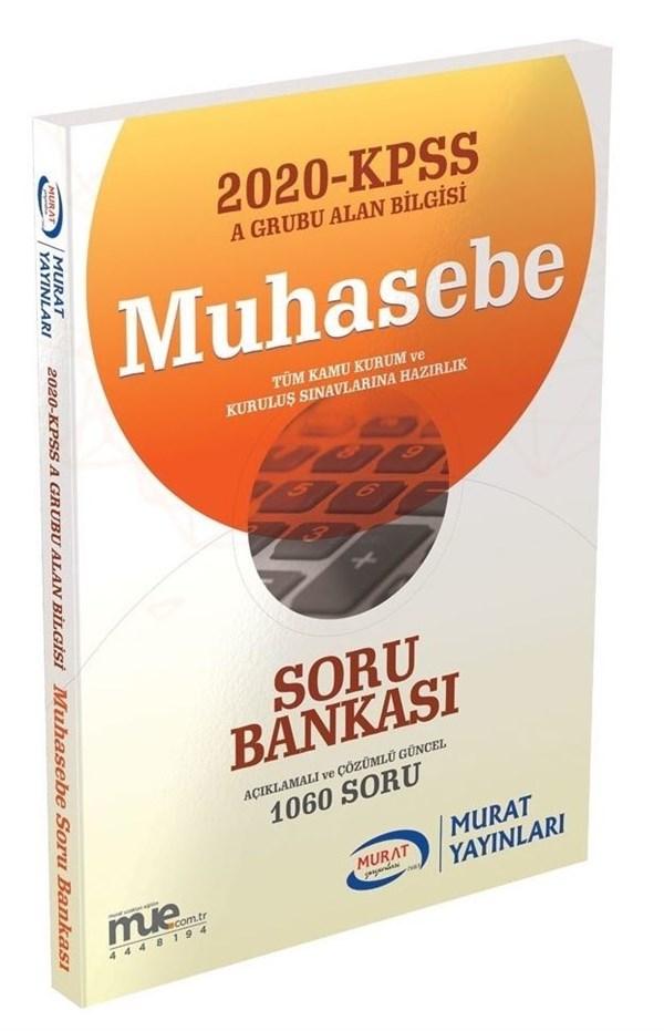 Murat Yayınları 2021 KPSS A Grubu Muhasebe Soru Bankası 1353