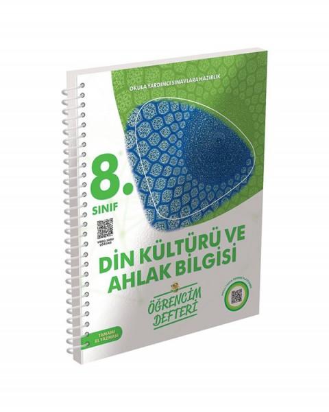 Murat Yayınları 8. Sınıf Din Kültürü ve Ahlak Bilgisi Öğrencim Defteri
