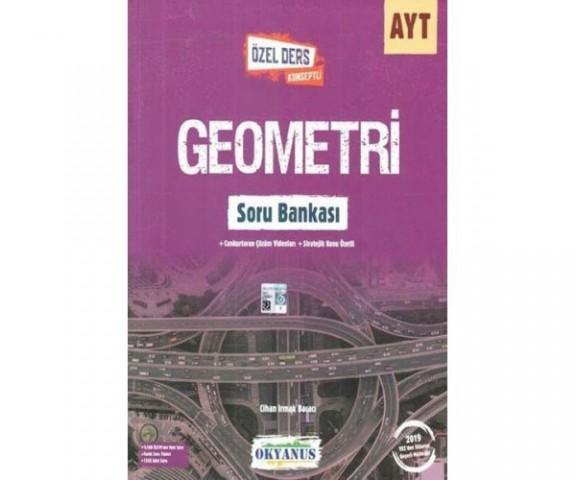 Okyanus Yayınları AYT Geometri Soru Bankası