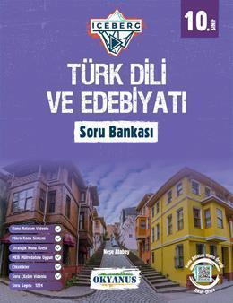 Okyanus Yayınları Okyanus 10. Sınıf Türk Dili ve Edebiyatı Iceberg Soru Bankası