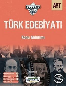 Okyanus Yayınlar YKS AYT Türk Edebiyatı Iceberg Konu Anlatımı