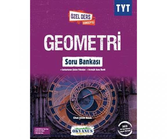 Okyanus Yayınları TYT Geometri Soru Bankası
