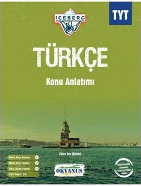 Okyanus Yayınları TYT Iceberg (Aysberg) Türkçe Konu Anlatımlı Kitap