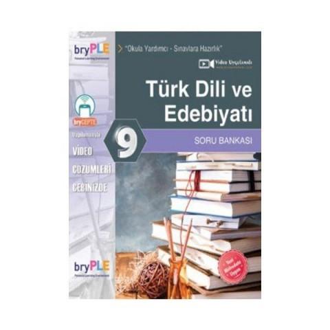 PLE 9. Sınıf Türk Dili ve Edebiyatı Soru Bankası Birey Yayınları