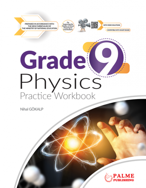 Palme Yayınları 9. Sınıf Physıcs Practice Workbook