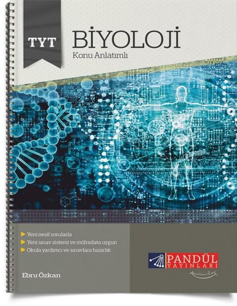 Pandül Yayınları TYT Biyoloji Konu Anlatımlı