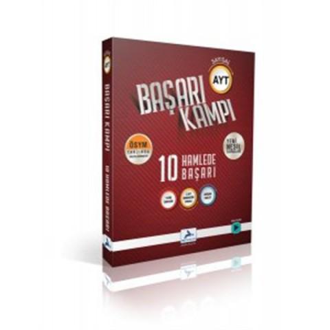 Paraf Yayınları AYT Sayısal Başarı Kampı 10 Hamlede Başarı