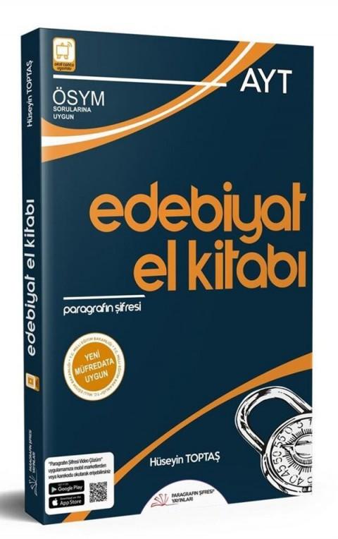 Paragrafın Şifresi Yayınları AYT Edebiyat El Kitabı