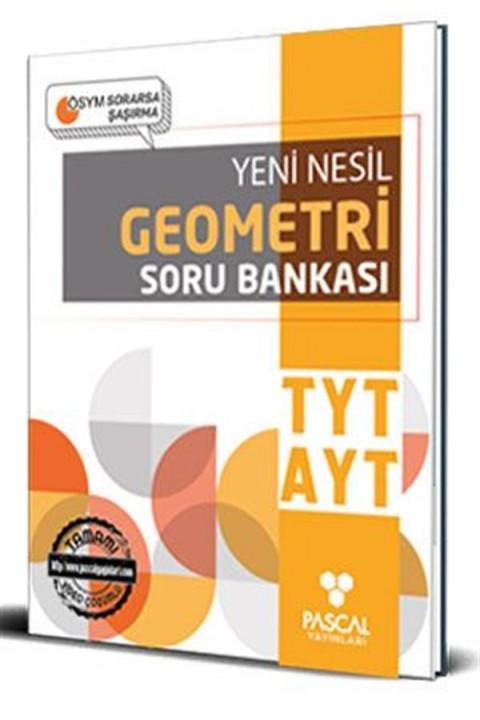 Pascal TYT AYT Geometri Soru Bankası Pascal Yayınları