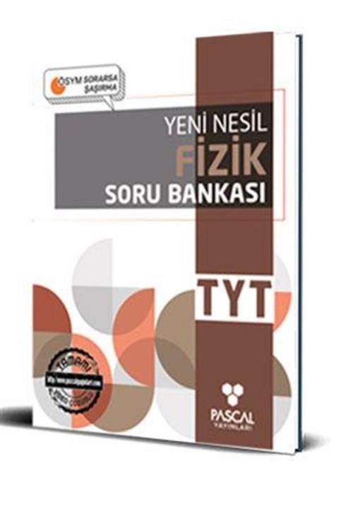 Pascal TYT Fizik Soru Bankası Pascal Yayınları