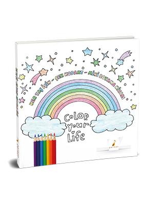 Pelikan Yayınevi Her Yaş İçin Çek Kopart Mini Boyama Kitabı