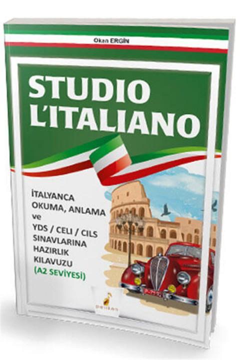 Pelikan Yayınları Studio L'italiano A2 Seviyesi