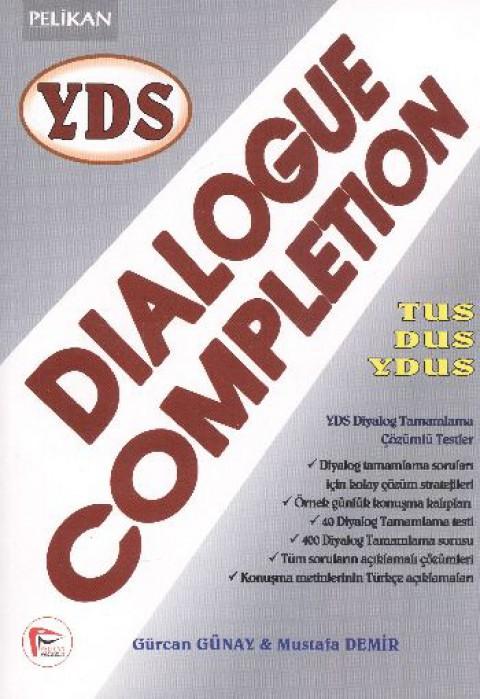 Pelikan Yayınları YDS Dialogue Completion