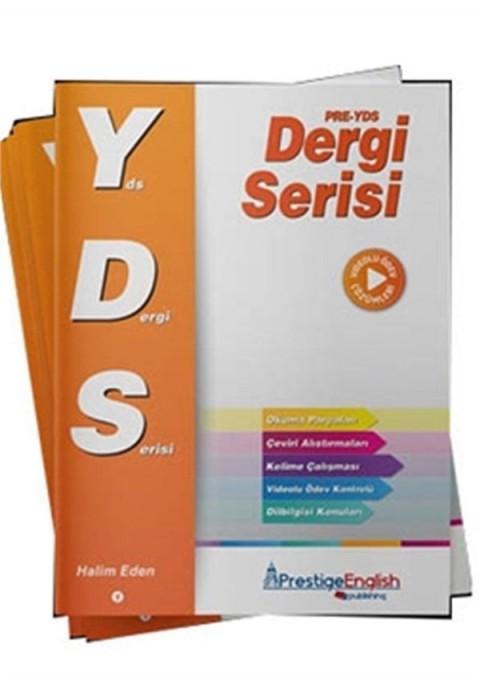 Prestige English Yayınları PRE YDS Dergi Serisi