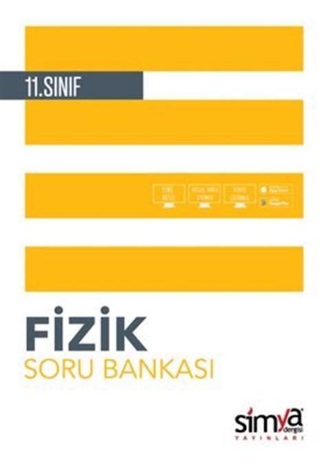Simya Yayınları 11.Sınıf Fizik Soru Bankası Kitabı